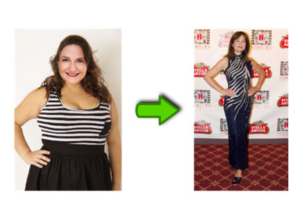 divorced mother of 2 loses 71lbs